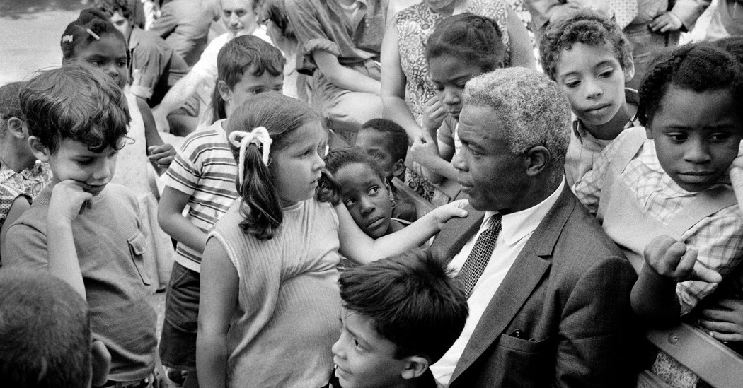 Whether They Wanted it or Not, Jackie Robinson Raised Americans' Consciousness