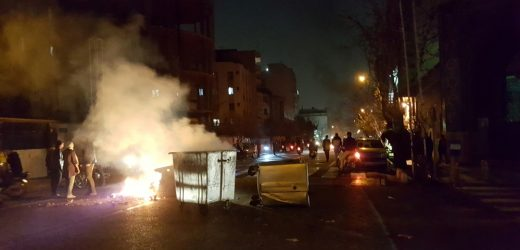 Iran death toll rises as protests continue