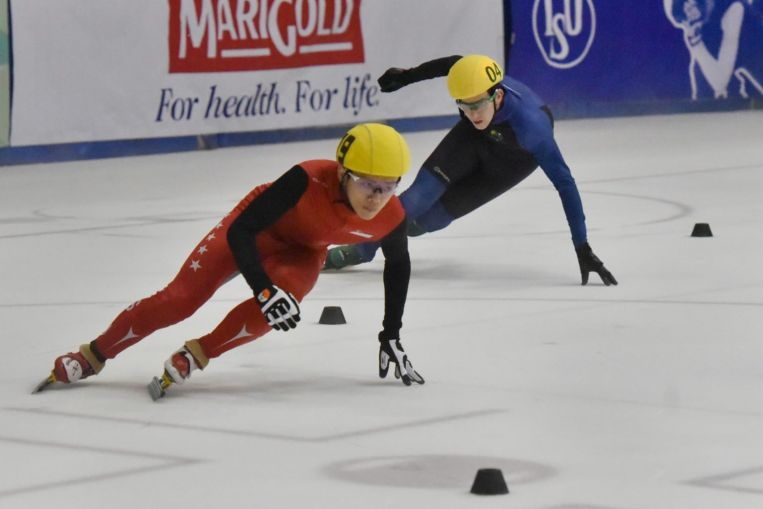 Speed skating: Singapore's Lucas Ng earns gold and silver in SEA Open Trophy after long layoff