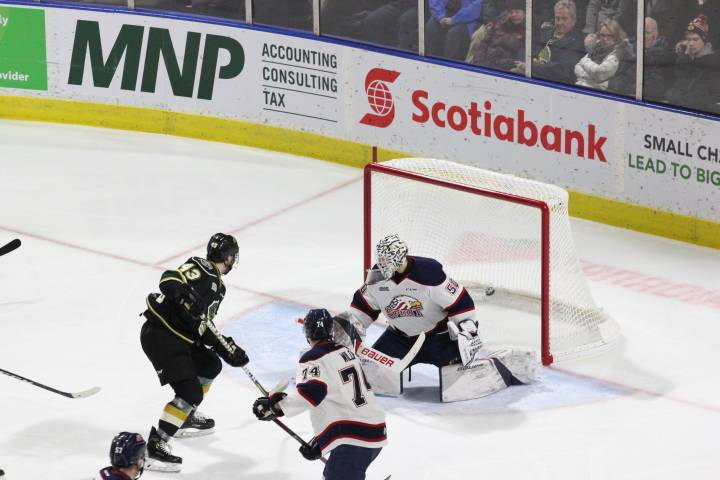 Paul Cotter scores twice as London Knights defeat Saginaw