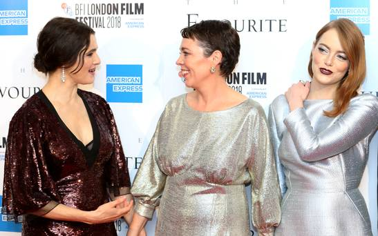 Oscar nominations 2019: Irish-produced The Favourite up for 10 awards but disappointment for Saoirse Ronan