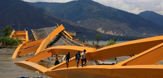 Indonesia to double disaster relief budget in 2019 after year of tragedies