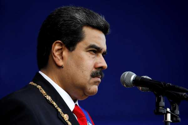 Venezuela opposition plans incentives for officers who disavow Maduro