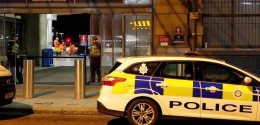 British police confident Manchester attacker acted alone