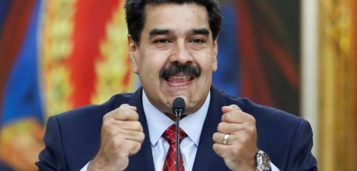 Venezuela's Maduro denounces election call but says ready to talk