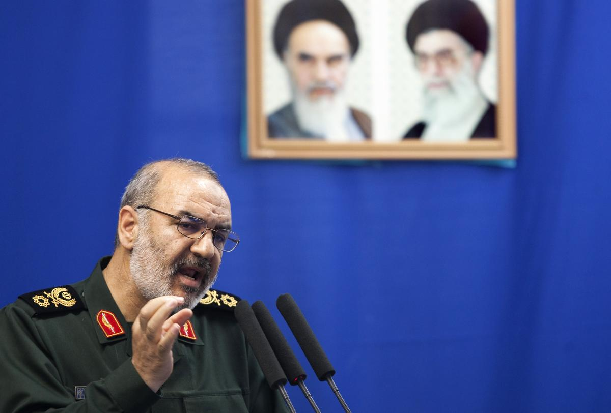 Guards commander says Iran's strategy is to wipe Israel off political map: TV