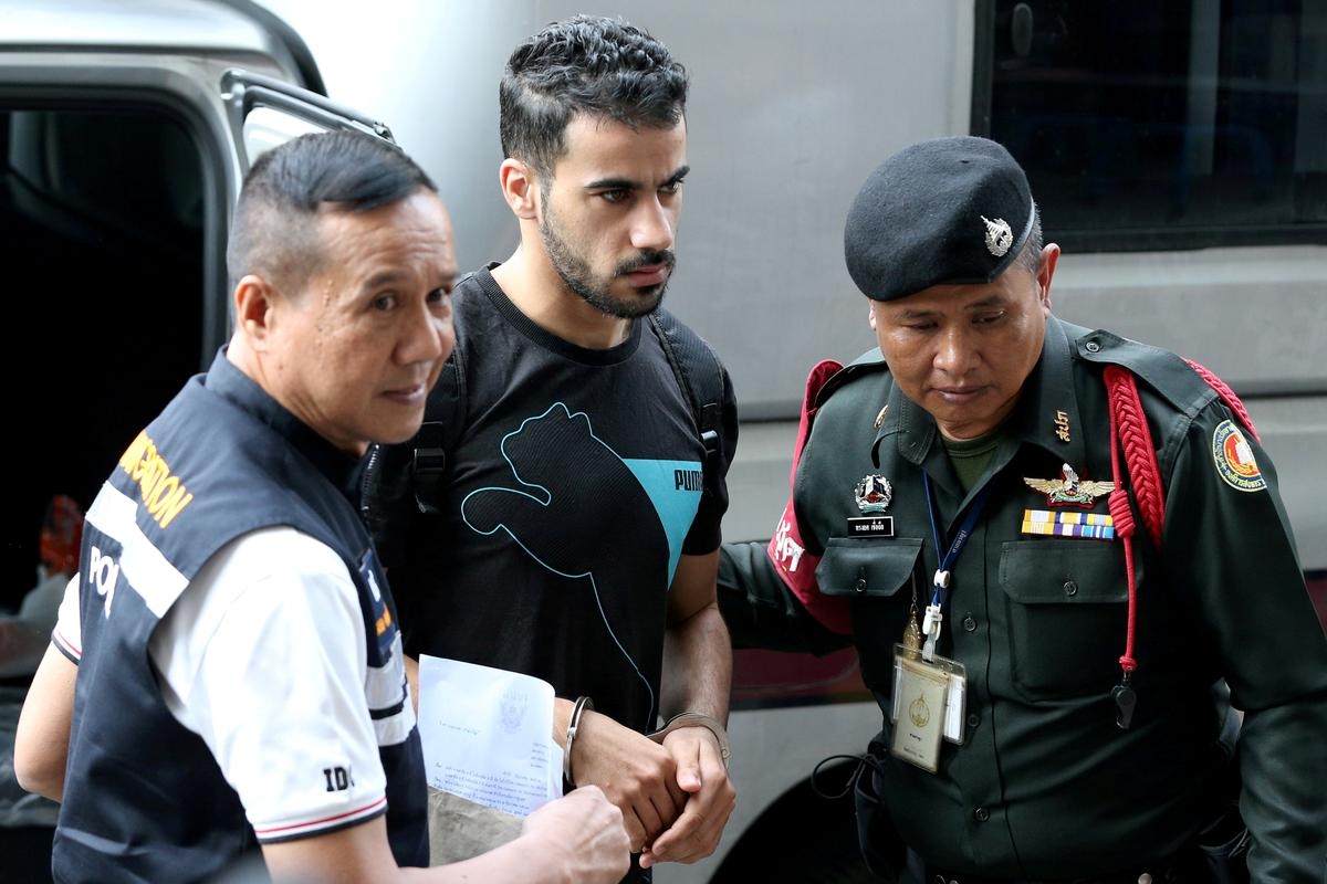 Australia PM urges Thailand not to extradite Bahraini player