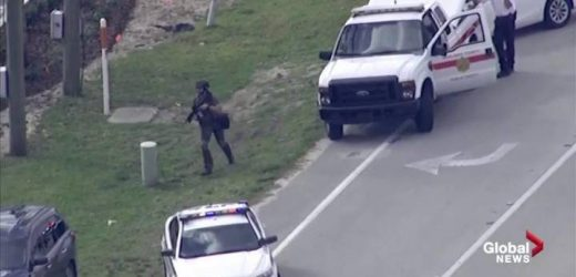 5 dead after shooting inside Florida bank, suspect now in custody