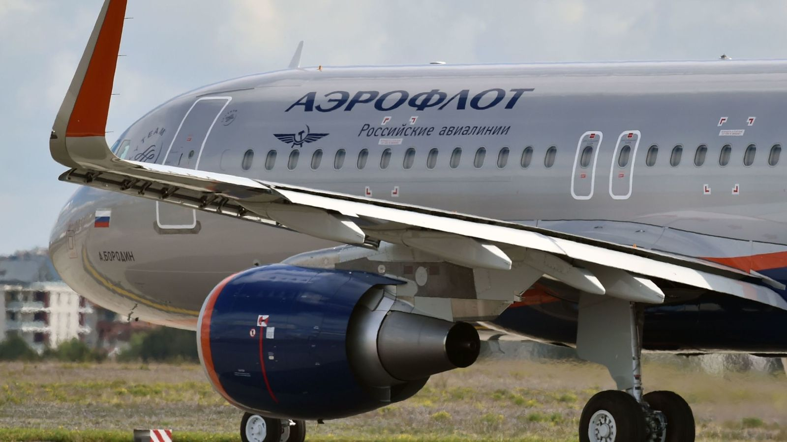 'Drunk passenger' attempts to hijack Aeroflot plane and demands flight to Afghanistan