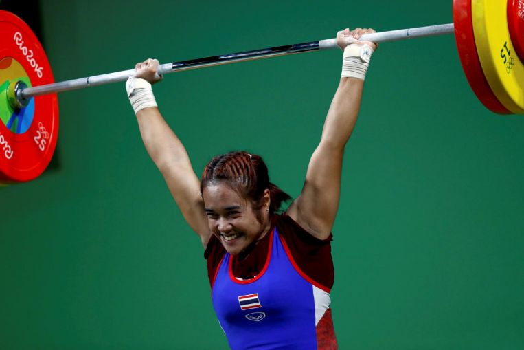 Weightlifting: Thailand could face ban from Tokyo Olympics after 6 athletes test positive