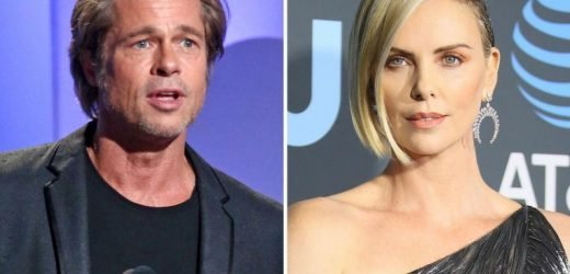 Brad Pitt and Charlize Theron an item?
