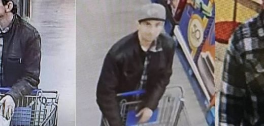 Suspect wanted in hold up of Strathroy Walmart