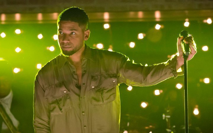 Jussie Smollett Back at Work on 'Empire' Set After Bail Hearing