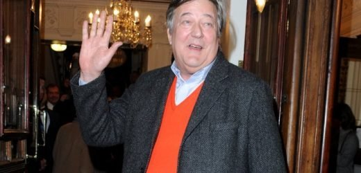 Stephen Fry to Make Special Guest Appearance on 'Doctor Who'