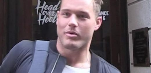 Colton Underwood Fan Grabbed His Junk During Event, Prompting Early Exit