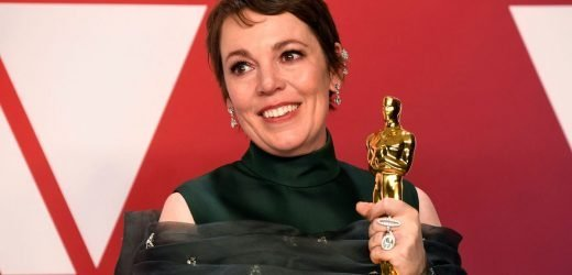 What Olivia Colman did next after winning Oscar from tea and tears to party bus