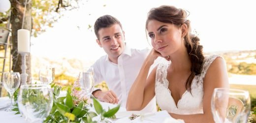 Couple divorce after 3 minutes when groom makes shocking comment at wedding