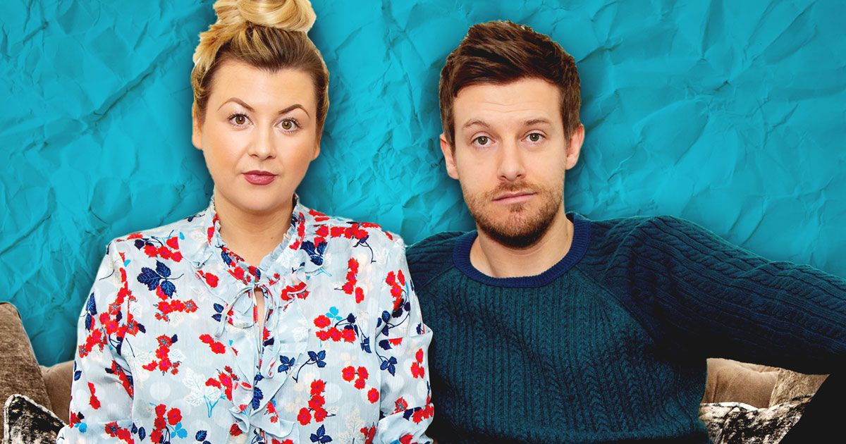 Chris Ramsey teams up with wife Rosie to air marital gripes in hilarious podcast