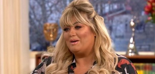 Hungover Gemma Collins admits she couldn't get out of Dancing On Ice contract