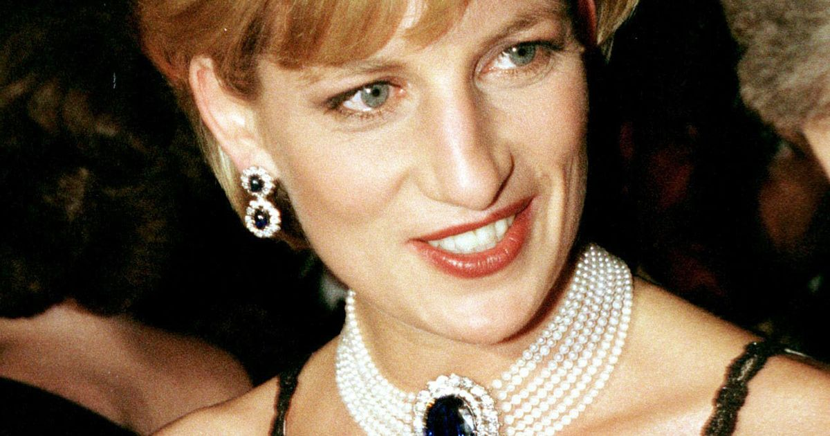 Princess Diana almost didn't wear iconic Dior dress – all because of William