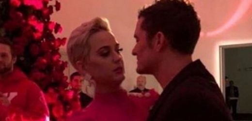 Katy Perry and Orlando Bloom engaged as he proposes with beautiful ring