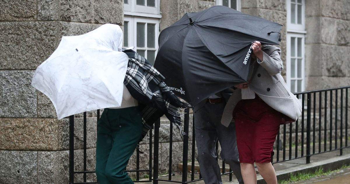 'Mad March' 70mph storms to hit after 'Moroccan melt' brings 19C heat