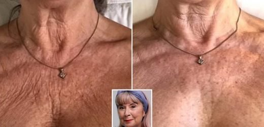 This £25 decolletage cream sells one every sixty seconds