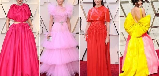 The worst dressed stars at the 2019 Oscars revealed