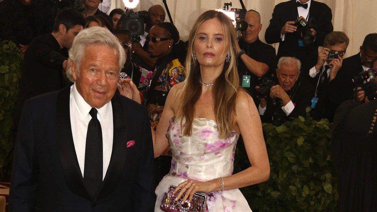 Is Robert Kraft married and what is his net worth? New England Patriots owner charged with two counts of soliciting a prostitute