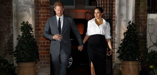 Why Meghan and Harry's baby will grow up differently to the Cambridge kids