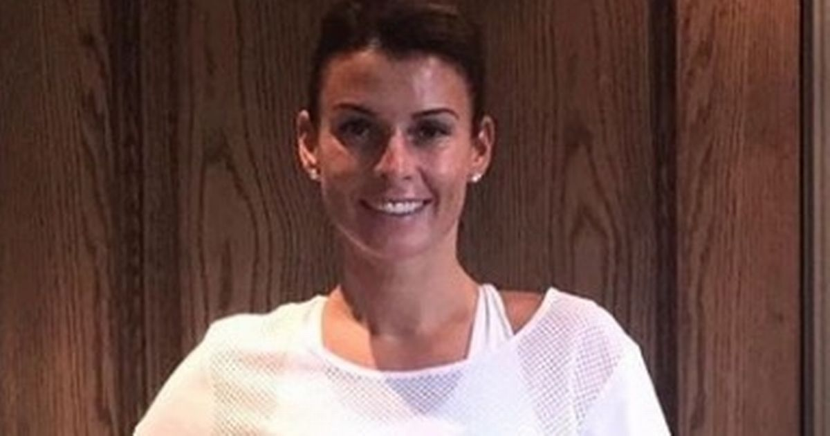 How a simple change of thinking transformed Coleen Rooney's body