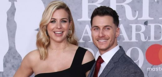 Gemma Atkinson says Gorka Marquez stopped her feeling like 'true mess' at Brits