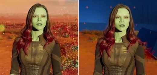 You'll Never Watch a Marvel Film the Same Way After Seeing This Behind-the-Scenes Video