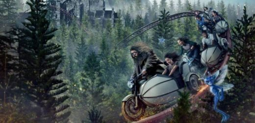 Universal Orlando Unveils New Harry Potter Ride's Name, Opening Date
