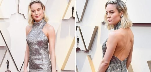 Even Without Captain Marvel's Uniform, Brie Larson Is a Shining Superhero