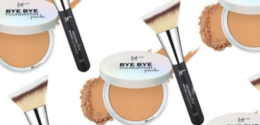 Where To Buy IT Cosmetics' New Full Coverage Foundation Powder If You're Seeking A Natural Matte Savior