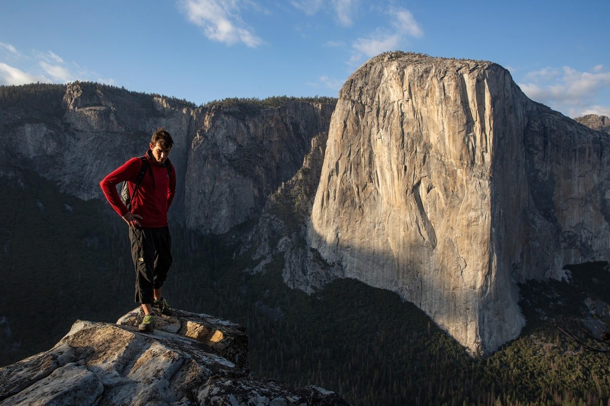 In The Documentary 'Free Solo,' The Real Risk Has Nothing To Do With The Mountain