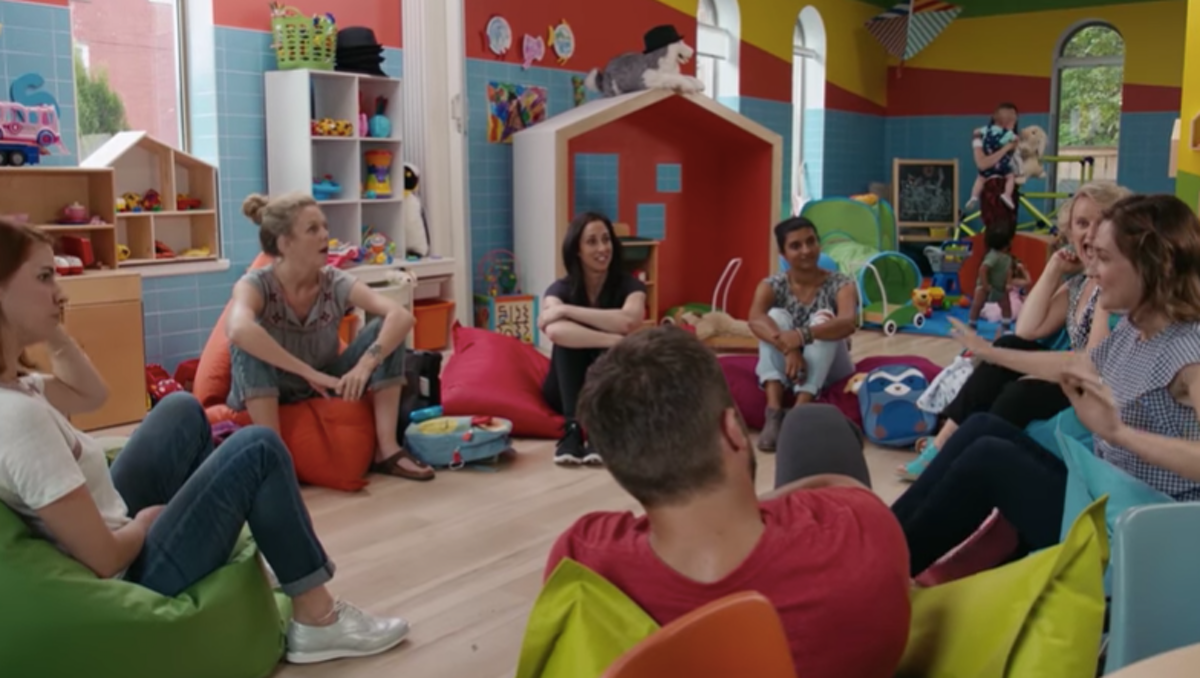 This New Netflix Sitcom Is The Honest Portrayal Of Motherhood You've Been Waiting For