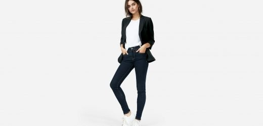 Express Has a BOGO 50% off Deal on Jeans and These 5 Are the Best Picks