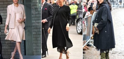 How much did Meghan's outfits from this week really cost?