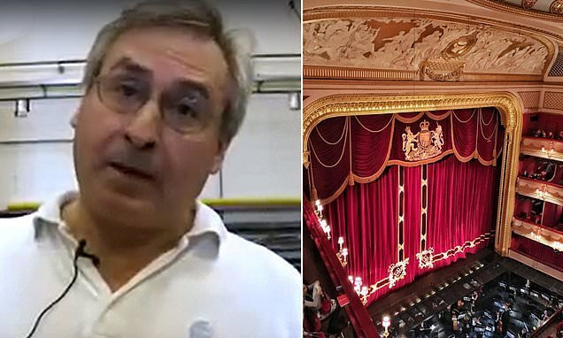 Manager nearly crushed by Royal Opera House curtain in legal fight