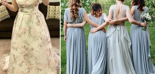 Bride is furious with mother-in-law for buying 'white' wedding dress