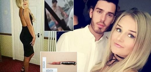 Woman stabbed 75 times to death by ex-boyfriend she met on Tinder