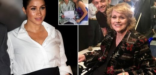 Meghan tried to distance herself from Samantha Markle in letter