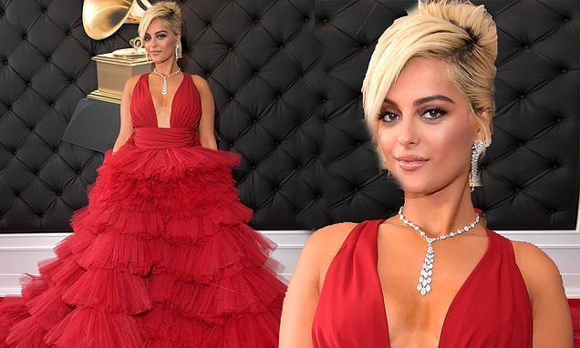 Bebe Rexha gets red hot revenge on designers who snubbed her 'fat a**'