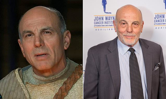 Stargate SG-1 actor Carmen Argenziano dies at age 75