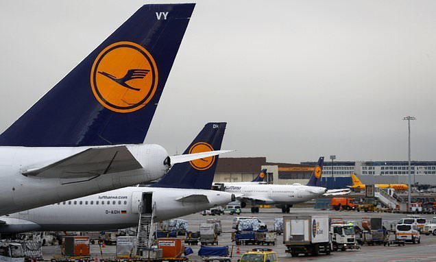 Lufthansa 'looks to SUE passenger who did not turn up for journey'