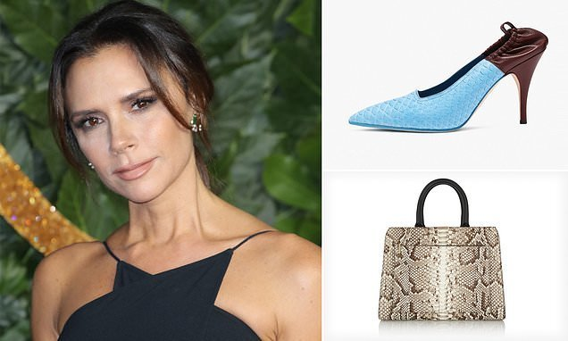 Victoria Beckham bans exotic animal skins from her collections