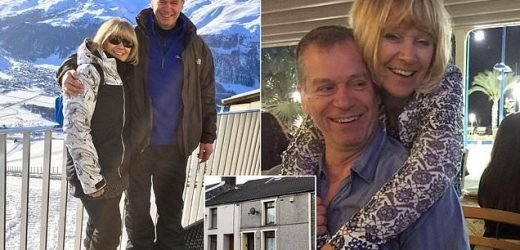 Mother-of-two, 59, renovating home died when 6ft wall collapsed