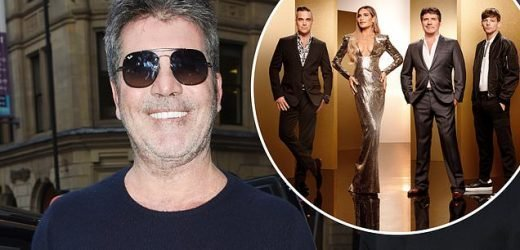 Simon Cowell says there will be two series of X Factor and BGT EACH